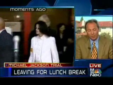 January 31 2005 in the Michael Jackson Trial (Mike Taibbi)