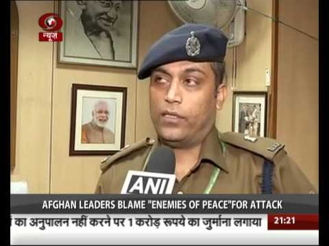 Terror attack on Indian consulate in Afghanistan