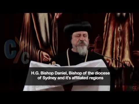 Vigil Prayer at St. Anthony and St. Paul Coptic Orthodox Church, Guildford, NSW, Australia