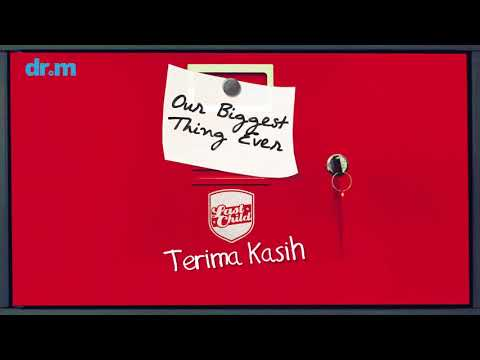 Cover Lagu Last Child - Terima Kasih (Official Audio) HITSLAGU