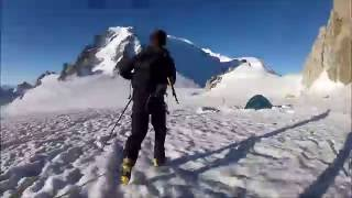 Mont Blanc 2016 - Ascension par les 3 monts HD