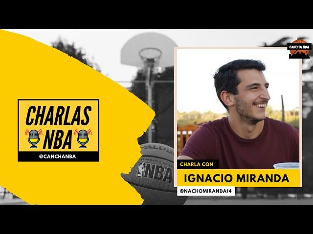 CHARLAS NBA: PLAYOFFS Y PLAY-IN, PREDICCIONES Y SORPRESAS Y DECEPCIONES (CON IGNACIO MIRANDA)