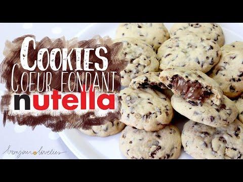 faire-des-cookies-coeur-fondant-nutella-?-∆-meilleure-recette-(facile)