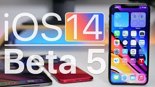 iOS 14 Beta 5 is Out! - What's New?