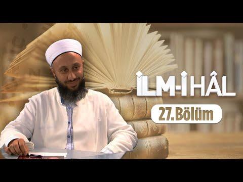 Fatih KALENDER Hocaefendi İle İLMİHAL Lâlegül Tv 27. Bölüm