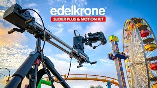 The Smartest Slider and Motion Control System — Edelkrone SliderPlus & Motion Kit