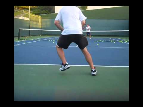 Hitting the Tennis Court at Braemar Country Club