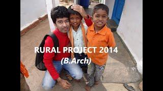 VILLAGE STUDY   B.ARCH 4TH SEMESTER   RURAL PROJECT   2013-17 BATCH   HITS CHENNAI
