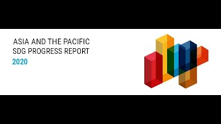 SDG Progress Report 2020