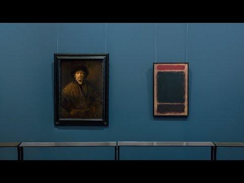 Jasper Sharp über Mark Rothko und Rembrandt