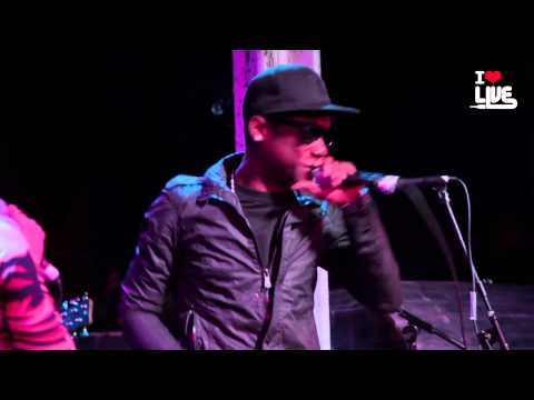 Jodie Connor Ft Stylo G - Talk #ILUVLIVE LDN December '12