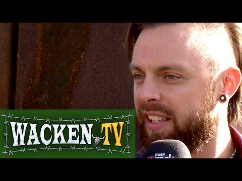 Bullet for My Valentine - Interview at Wacken Open Air 2016
