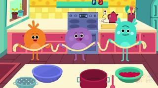 Мультик для детей, для младенцев - The Bumble Nums - S1,S2 E1-E18 - Cartoon For Kids