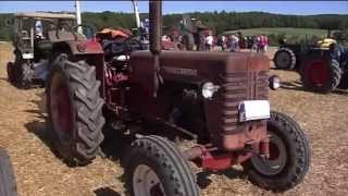 TraktorTV Folge 24 - Oldtimer Feldtage in Finningen