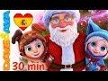 🎅 Santa   Colección de Villancicos y Canciones de Navidad de Dave y Ava🎉
