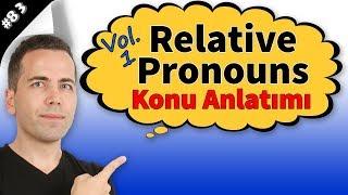 Relative Pronouns Konu Anlatımı #83