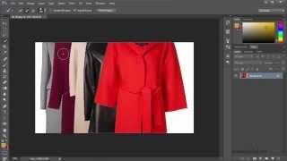 Уроки Фотошопа для начинающих бесплатно с нуля. Как работать в Фотошопе. #20