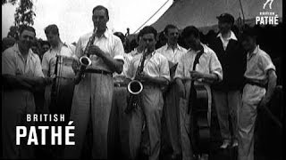 The BBC Dance Orchestra Directed By Henry Hall (1932)
