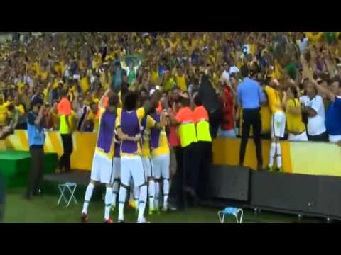 Brazil Vs Spain 3 0 All Goals and Highlights HD 30 06 2013] Confederation Cup Final 2013