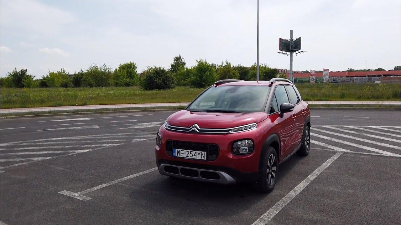 Citroen C3 Aircross - to SUV czy VAN?