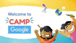 Welcome to #CampGoogle2020