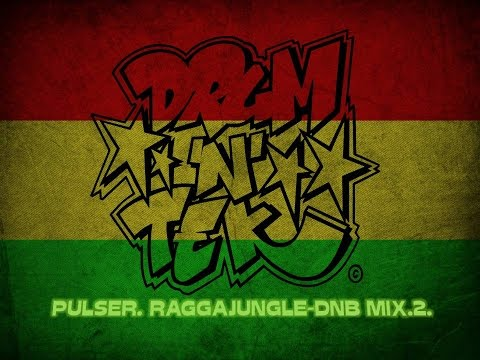 RAGGA JUNGLE * DRUM AND BASS MIX.2 BARCELONA (by PULSER)