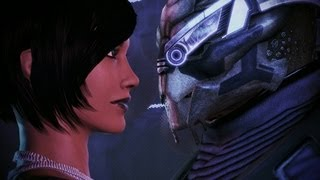Mass Effect 3 A Dance With Garrus Citadel DLC
