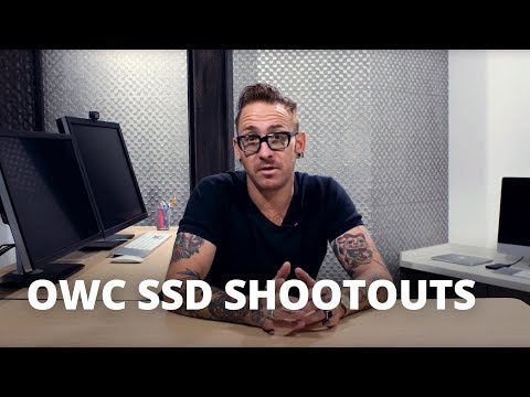 OWC SSD Shootouts: HDD Vs SSD + 2009 Vs 2012