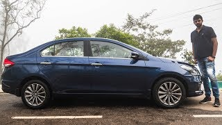 Maruti Ciaz Automatic Review - Manual Better | Faisal Khan