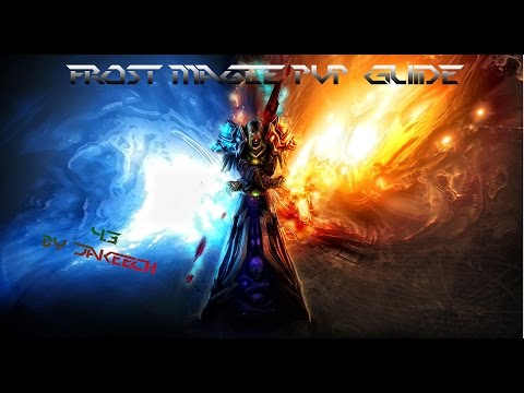 Frost Mage 4.3 PvP Guide (talents,glyphs,macros,addons)