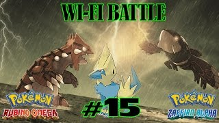 Pokemon OR/AS - Lotta Wi-fi #15 [+ Facecam]: Due Grandi Ritorni