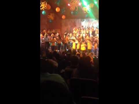 Chritmas concert by preludio Cali
