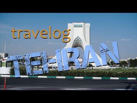 TRAVELOG IRAN | TEHRAN