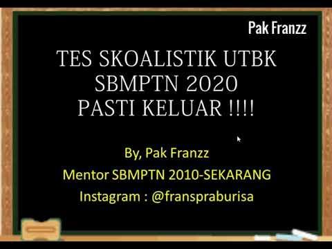 bocoran-soal-tps-utbk-sbmptn-2020