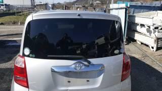 Видео-тест автомобиля Toyota Ractis (Scp100-0002350 2005г)