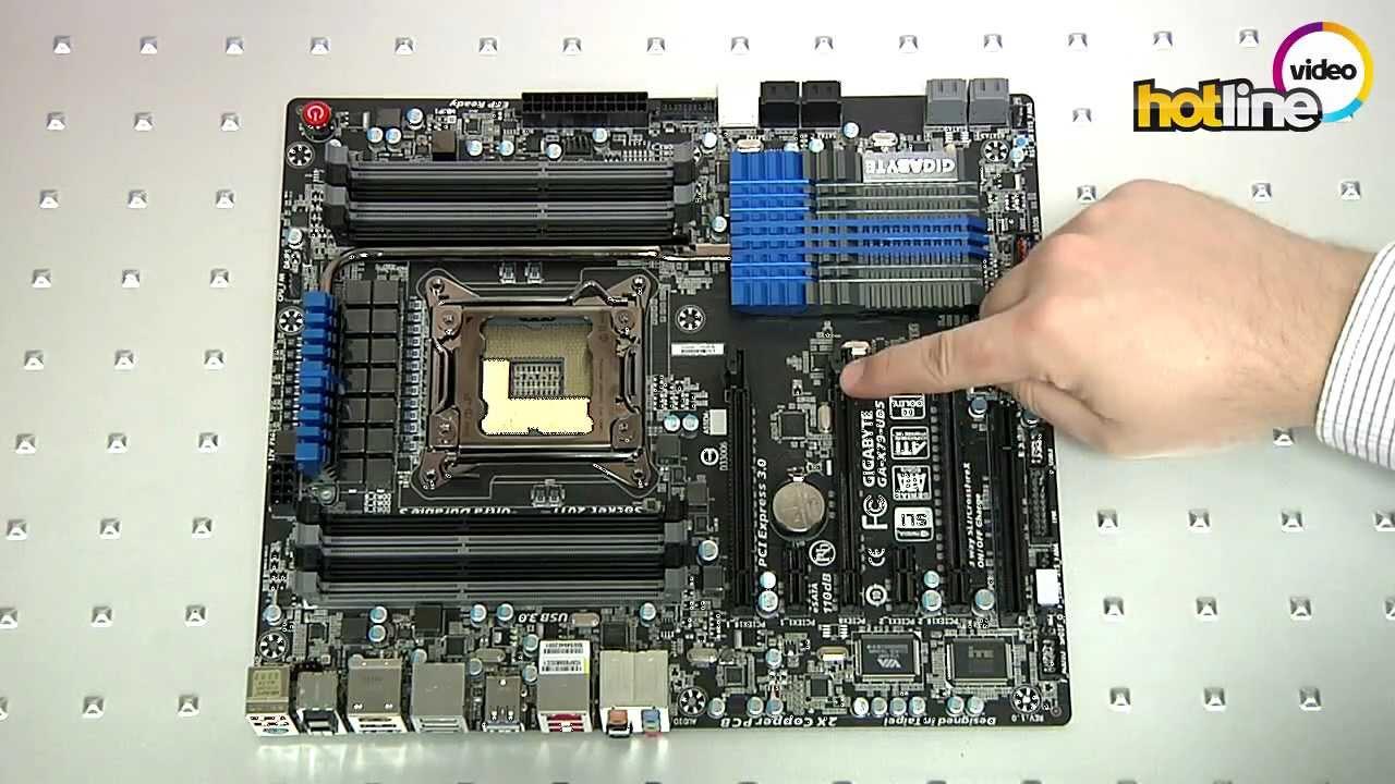 Gigabyte GA-X79-UP4 Marvell 64 Bit