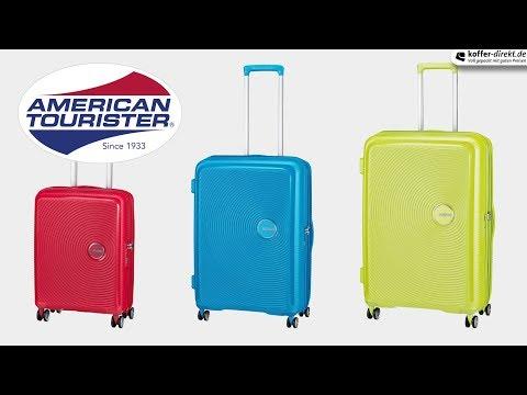 American Tourister - Soundbox 4-Rollen-Trolley   Koffer-direkt.de