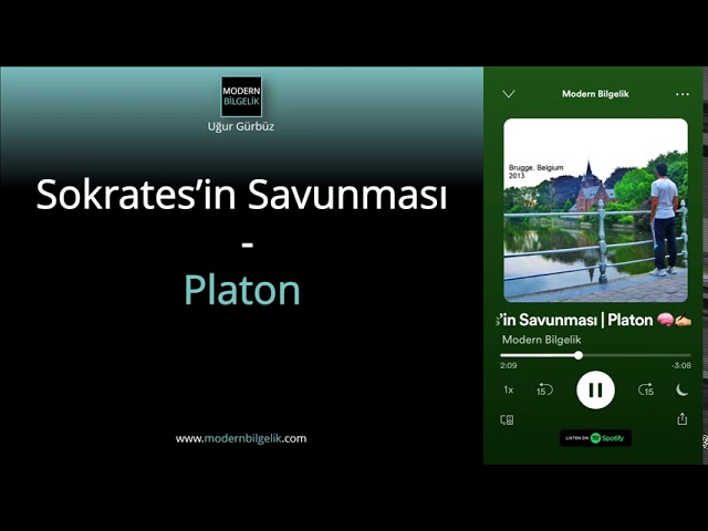 Sokrates'in Savunması   Platon 🧠