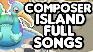 My Singing Monsters - Composer Island (Best Songs) (Full Songs)