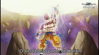 Kuririn MOSTRA seu Verdadeiro Poder que supera os Saiyajins em Dragon Ball Super! - Analise Completa