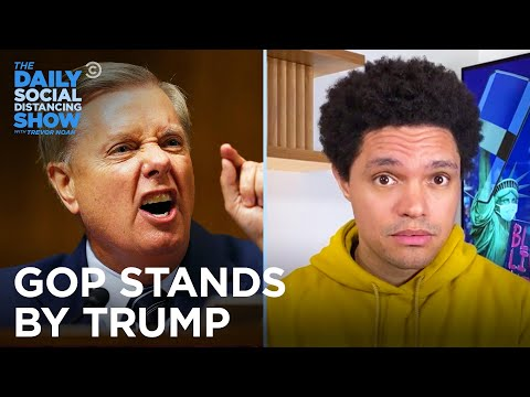 Will Donald Trump Actually Leave the White House? | The Daily Social Distancing Show