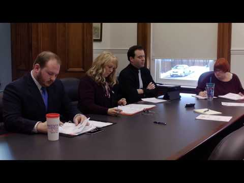 Warren County Commissioners Meeting - January 11, 2017
