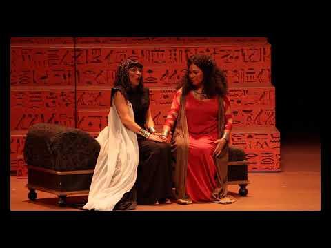 2 act duet Aida/ Amneris