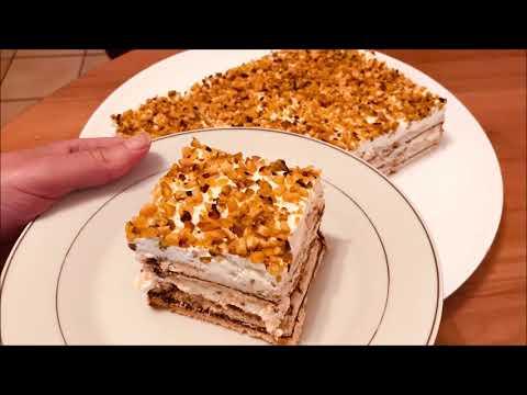 gâteau-sans-cuisson-(aux-biscuits-petit-beurre)