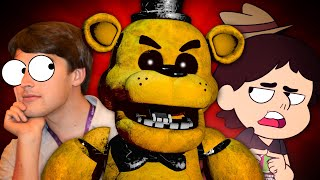 FNAF: Everything You Need To Know (ft. MatPat)