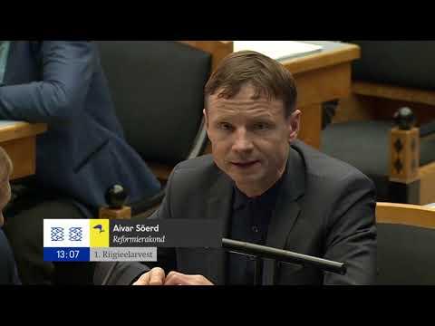 Riigikogu infotund, 25. oktoober 2017