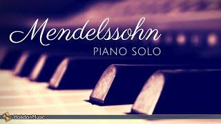 Mendelssohn - Piano Solo
