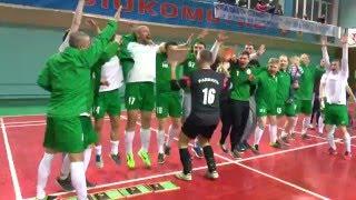 Оргхим - РПМ Финал второй лиги 2015/16 Highlights! (23.04.16)