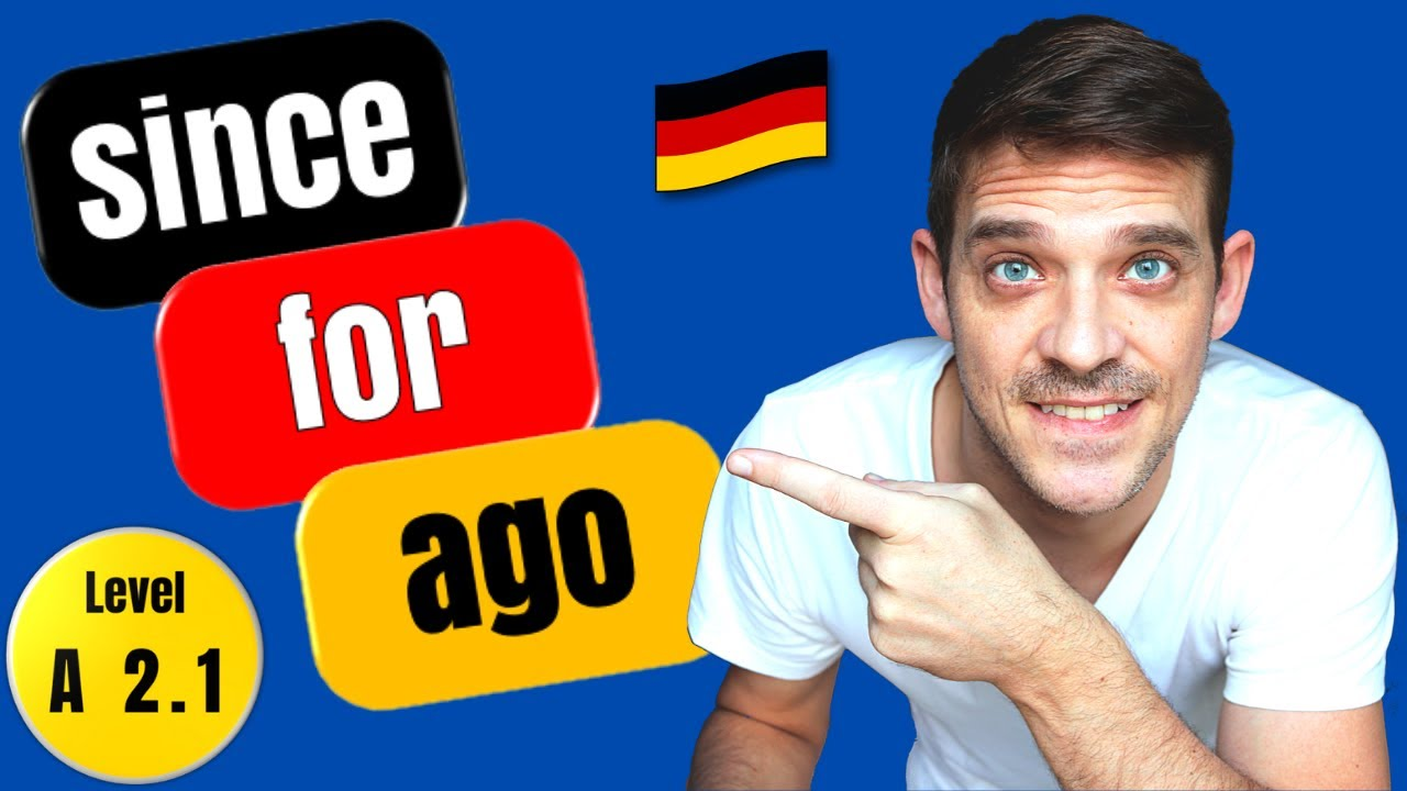 Download Seit oder Vor?   Since, for and ago Explained!   German Time Prepositions   YourGermanTeacher
