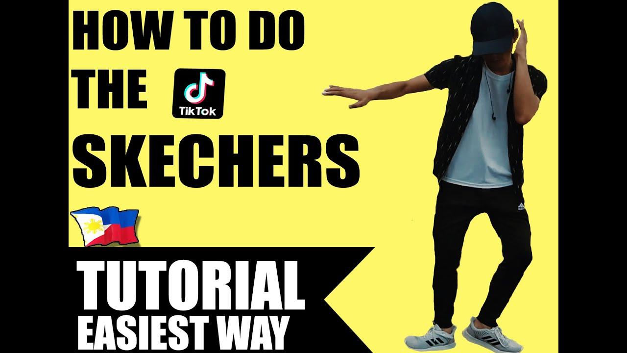 SKECHERS DANCE TUTORIAL // HOW TO DO